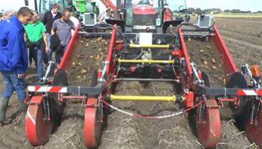 Aardappeldemodag 2014 Westmaas