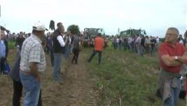 Demo Weuthen Kartoffeltag 2014