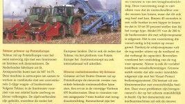 Voorbeschouwing Potato Europe 2015 in Aardappelwereld
